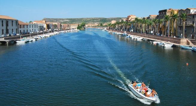 Gita sul fiume<br>Motoscafo