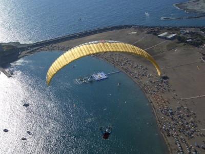 Touristic Tour<br>Hang Glider